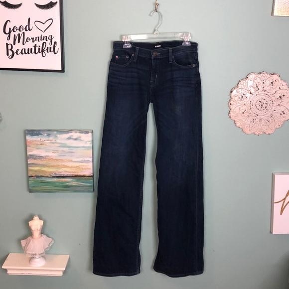 60fa3b976f8 Hudson Jeans Jeans   Hudson Piper Wide Leg 26 H3 Flawed   Poshmark